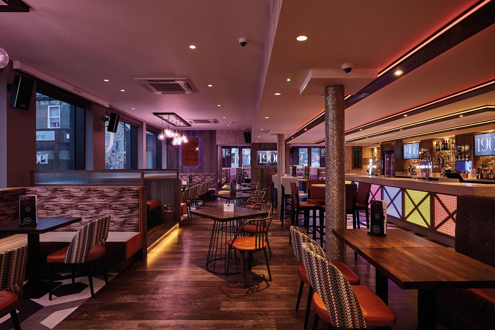 1906 Lounge Bar Interior