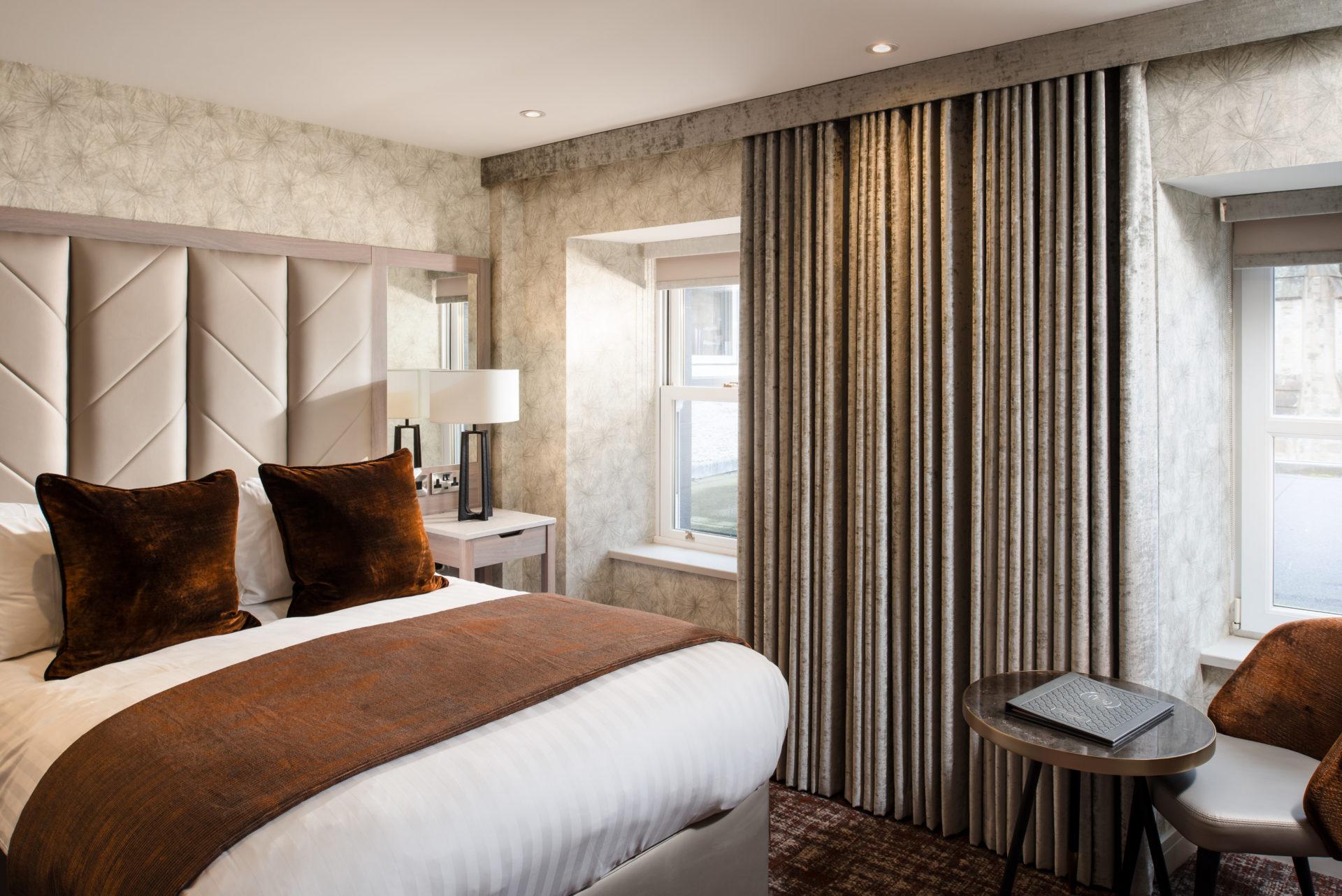 Royal Hotel Bedrooms